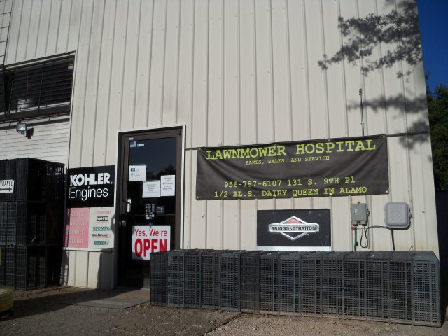Home - The Lawnmower Hosptial LLC
